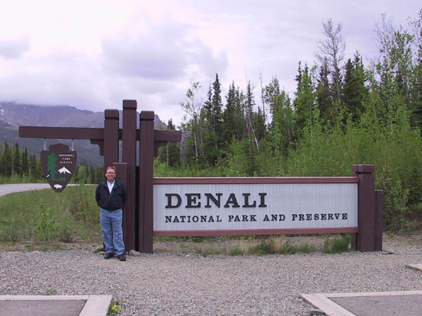 Denali Nation Park, Home of Mt McKinley